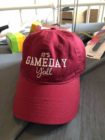 Photo its gameday yall red hat - $5