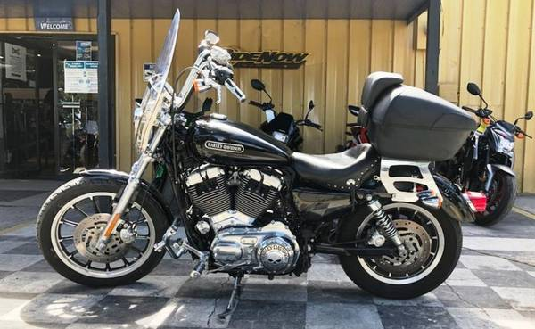 Photo quotTouringquot Harley Davidson Sportster for sale - $5,100 (Lee, FL)