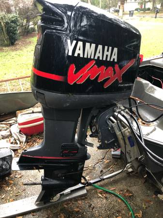 Photo yamaha vmax ox66 225(150 cowling) - $1,500 (Tallahassee)