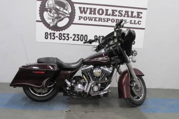 Photo 07 Harley Davidson Street Glide FLHX - $7,000 (ta)