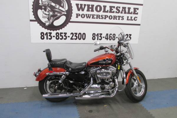 Photo 11 Harley Davidson Sportster XL1200 XL 1200 HD - $4,750 (Ta)