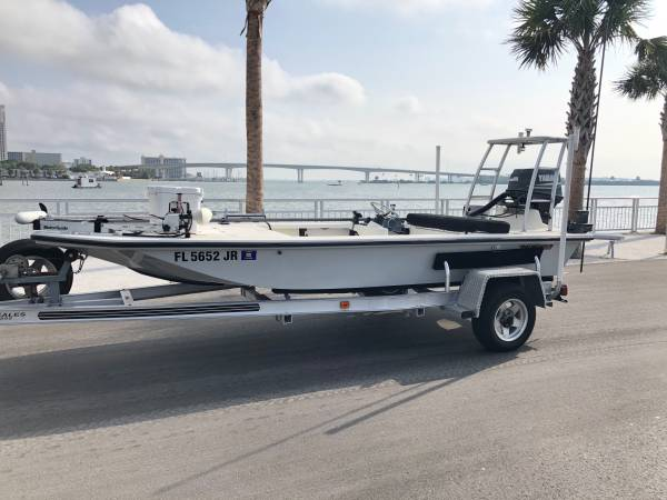 Photo 17ft pathfinder tunnel hull - $6900 (Clearwater)