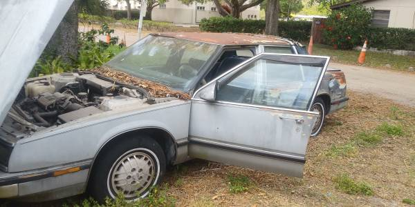 Photo 1991 buick lesabre parts or best offer send list 67k miles on motor - $1 (ta)