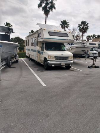 Photo 1993 Ford Fourwinds Econoline E350 For Sale - $9500 (Clearwater)