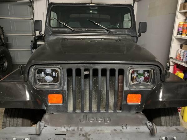 Photo 1994 Jeep Wrangler - $6000
