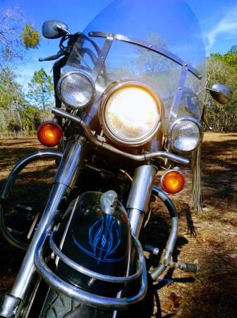 Photo 1999 Yamaha Roadstar 1600 - $2,500 (Homosassa US-19)