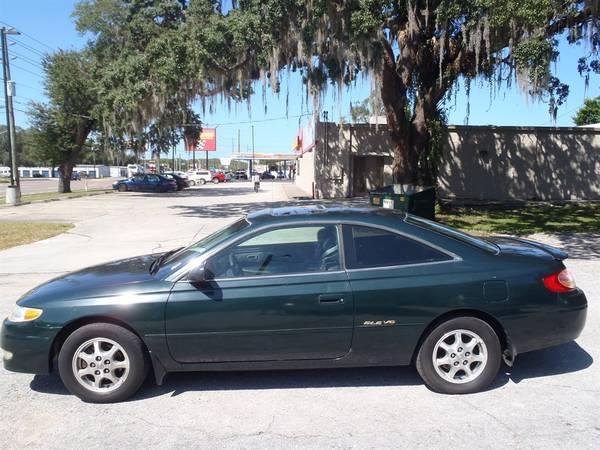 Photo 2002 Toyota Camry Solara SLE ONLY $200 DOWN - $200 (Hudson)