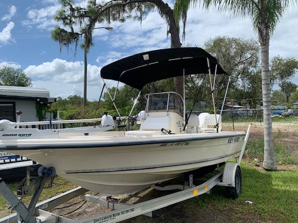 Photo 2004 KEY WEST CENTER CONSOLE 19 FOOT BOAT - $13,500 (Land O Lakes)