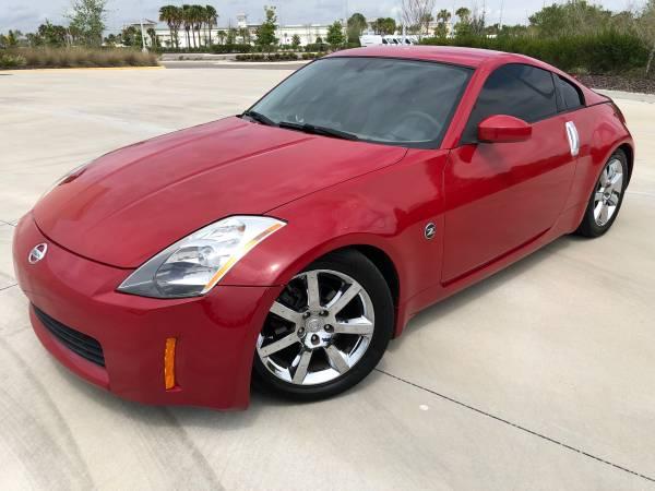 Photo 2004 Nissan 350Z - $6,950 (Ta)