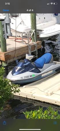 Photo 2004 Sea Doo Jetski GTX 300 - $3,500 (Riverview)