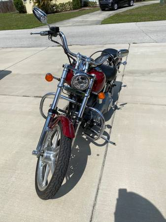 Photo 2006 Harley Davidson Softail Standard - $7,000 (Ta)
