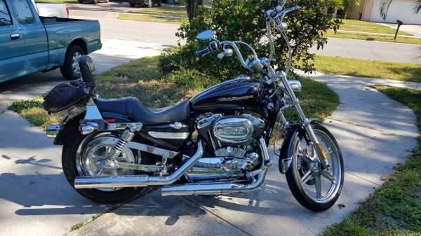 Photo 2007 Harley Sportster XL 1200 cc - $4,750 (Ta)