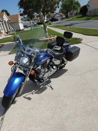 Photo 2007 Honda VTX 1300 - $4,998 (New Port Richey)