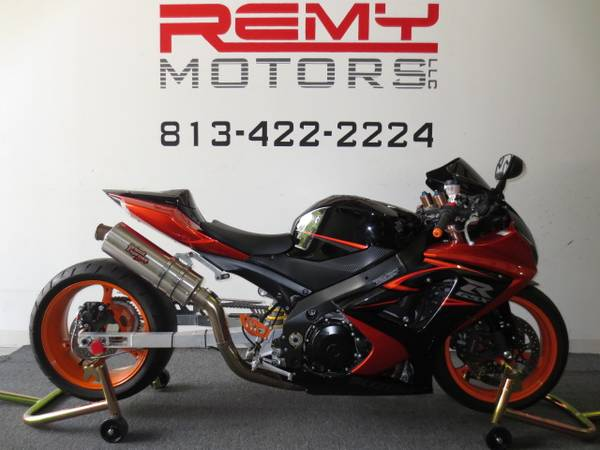Photo 2007 Suzuki GSXR 1000 Low Miles FINANCING Available - $7,499 (Riverview)
