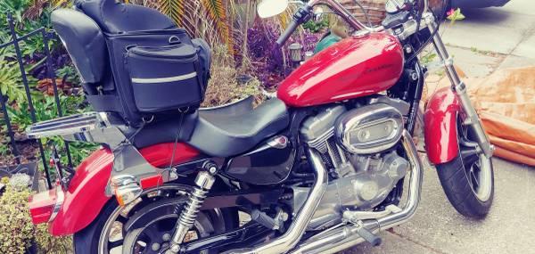 Photo 2012 Harley Davidson 883 - $5,400 (new port richey)
