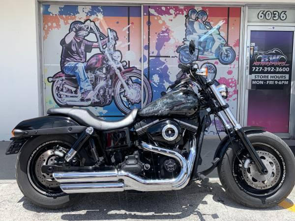 Photo 2014 HARLEY-DAVIDSON DYNA FAT BOB103 CI MOTORFINANCING FOR ALL - $10,699 (SEMINOLE BLVD.)