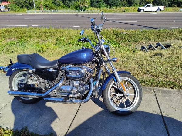Photo 2015 Harley Davidson Sportster - $4,995 (CLEARWATER)