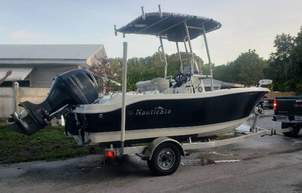 Photo 2015 nauticstar 1900 xs with a yamaha 115 - $32 (CLEARWATER)