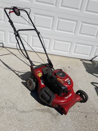 Photo 21 INCH SELF PROPELLED CRAFTSMAN - $75 (safety harbor)