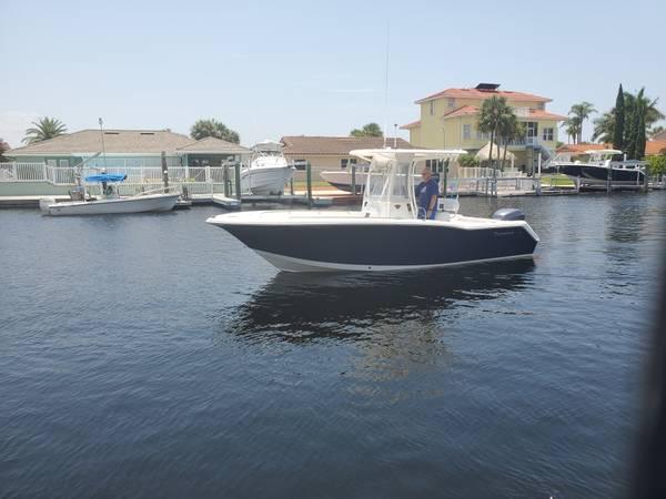 Photo 23 ft Center Console Tidewater Boat - $52,500 (Gulf Harbor)
