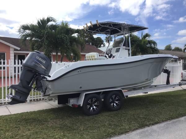 Photo 24 Seaswirl Striper power by Yamaha 225 four stroke and trailer - $25,500 (Cutler bay)