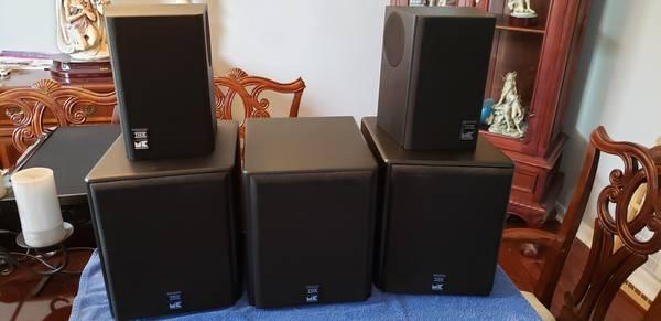 Photo 3 MK S-150THX 2 SS-150THX MK2 Black Package Miller  Kreisel - $2,100 (Ta)