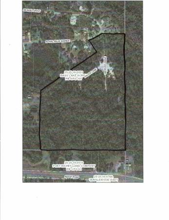Photo 46.5 VIRGIN ACRES ON THE EDGE OF TOWN (new port richey)