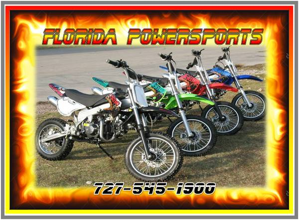 Photo Apollo Pit Bikes  Dirt Bikes - We Finance - Out The Door - $1,099 (NO_GREEDY_DEALER_FEES)