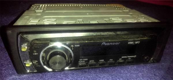 Photo Car Stereo Head Unit, Auto Speakers, Large Mono Block Power Amplifier (Largo)