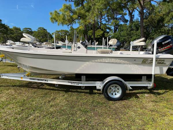 Photo Carolina Skiff 1939 V Bottom w Yamaha VF90 SHO - $26495 (Osprey, Florida)