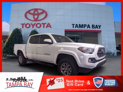 Photo Certified 2016 Toyota Tacoma w SR5 Package for sale