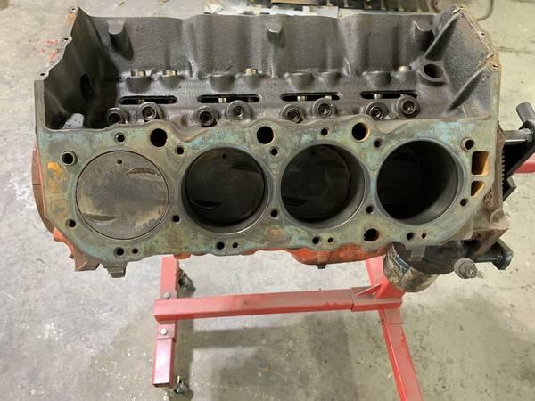 Photo Chevy 454 Motor - $700 (Dunedin)