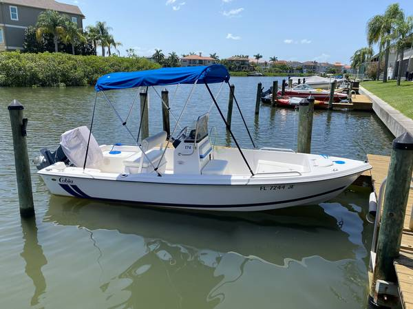 Photo Cobia Center Console 1739 ft -- Easy  Fun boat - $8,400 (Town n39 Country)