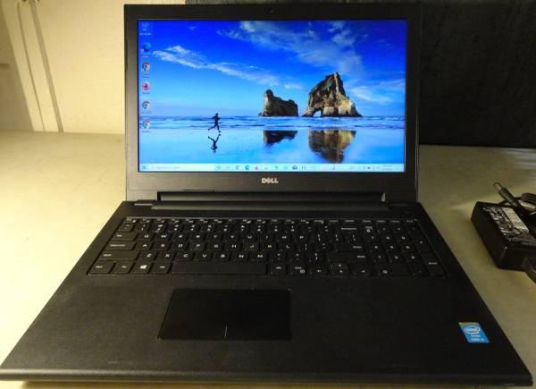 Photo Dell Inspiron 15 Core i3 4GB Ram 1TB Hard Drive Webcam HDMI Bluetooth - $150 (ZEPHYRHILLS)