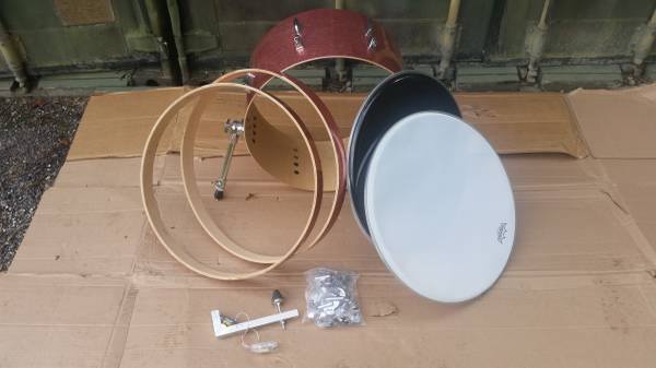 Photo Electronic bass drum kit  bass e-drum - $200 (Wesley Chapel)