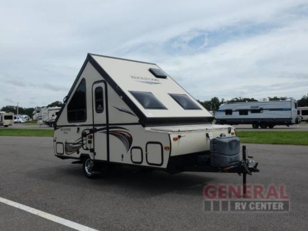 Photo Folding Pop-Up Cer 2015 Forest River RV Rockwood Hard Side Series A - $14,781