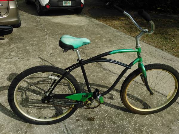 Fuji Sanibel Dx Beach Cruiser Bike 19