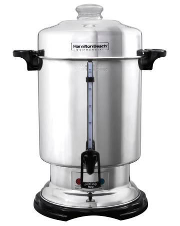 Photo Hamilton Beach Commercial 60-Cup Stainless-Steel Coffee Urn - $50 (clearwater)