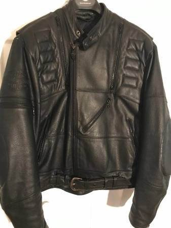 Photo Harley Davidson Mens Leather Jacket XLXXL - $110 (Clearwater)