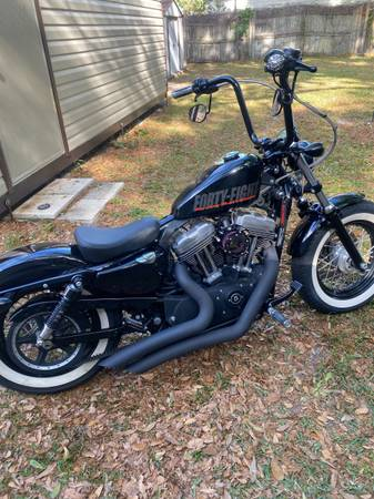 Photo Harley sportster 48 - $6,500 (Clearwater)