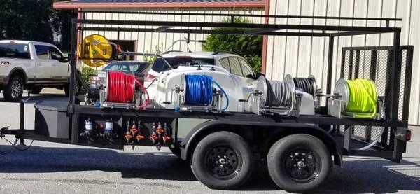 Photo High End Professional Turn Key Softwash Pressure Wash Rig  Business - $22,000 (Pinellas Park)
