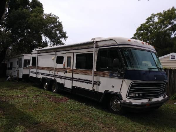 Photo Holiday Rambler Rv chevy 454, - $7,500 (Ta)