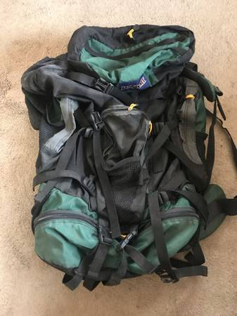 Photo Jansport Rockies backpack (Madeira Beach)