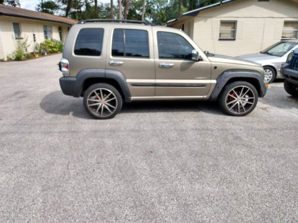 Photo Jeep trade (Clearwater)