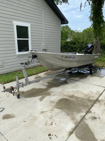 Photo Jon boat for sale - $1,500 (Odessa)