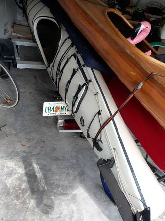 Photo Kayak Northern Lights - $550 (Tarpon springs)