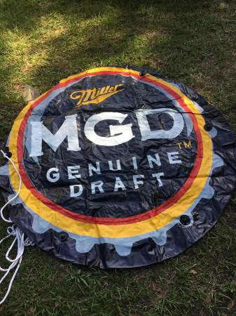 Photo Miller MGD Inflatable Raft NEW - $45 (Lakeland)