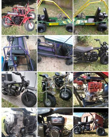 Photo Mini Bike Go Kart Repairs - $1 (Portrichey)