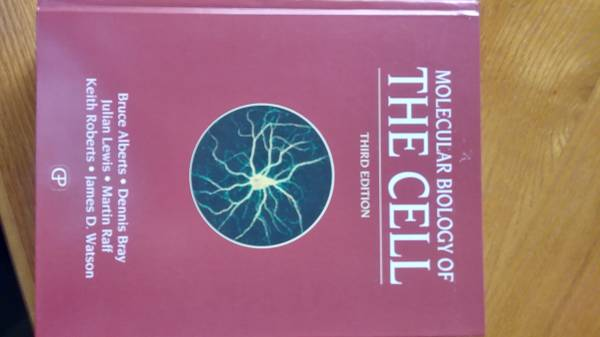 Photo Molecular Biology of the Cell - $10 (Palm Harbor)