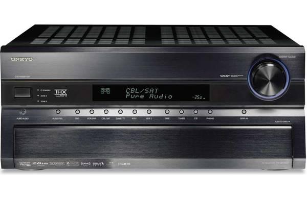 Photo Onkyo TX-SR805 THX Ultra2 home theater receiver with HDMI - $275 (Land O Lakes)